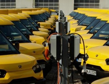 Ukrposhta To Buy Electric Vehicles For Delivering Parcels