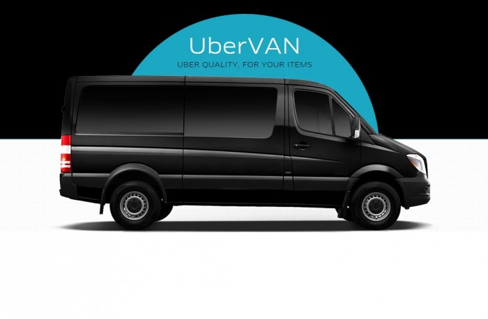 Uber Launches UberVAN Service In Kyiv » The Center for