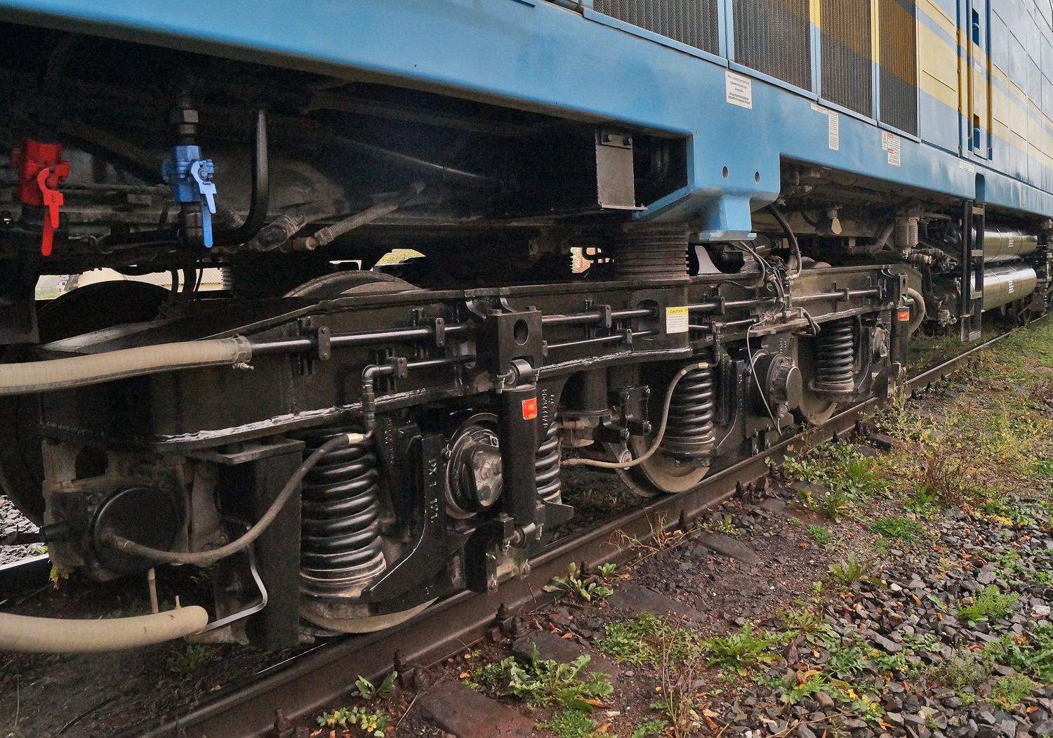 The Kazakh American: How General Electric\'s Locomotive Works In ...