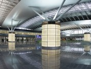 All Together: What The New Concept For Boryspil Airport's Terminal D Looks Like