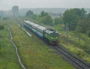 How Will Ukrzaliznytsia Upgrade Its Commuter Trains?