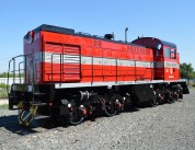 Bringing Locomotives Back to Life in the City of Shipbuilders